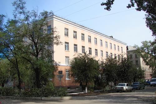 Строительный институт в Астрахани назовут именем Адольфа