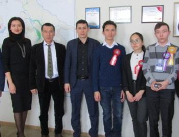 Ученики из Приволжского района стали победителями Всероссийского Балтийского научно-инженерного конкурса