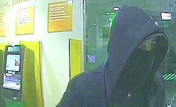 В Астрахани банкомат одержал победу над попыткой ограбления