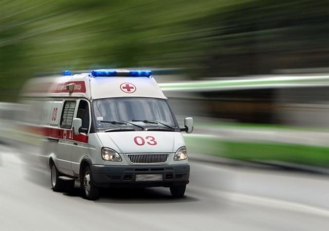 Газпромбанк безвозмездно передал астраханцам новые машины скорой помощи