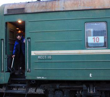Решив уехать из Астрахани в Москву, парень пошёл на криминал