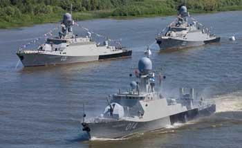 """Каспийская флотилия """"переезжает"""" в Дагестан"""
