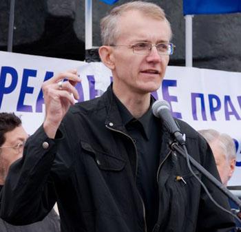 Олег ШЕИН: Защитим от уничтожения астраханский заказник!