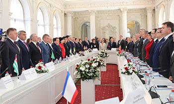 Игорь Мартынов: «Астраханские инициативы поддержаны парламентариями ЮФО»