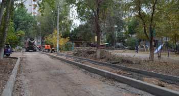 От бордюра до вазона. В Астраханской области преображаются дворы и общественные пространства