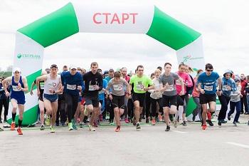 Зеленый марафон «Бегущие сердца» пройдет в Астрахани в это воскресенье