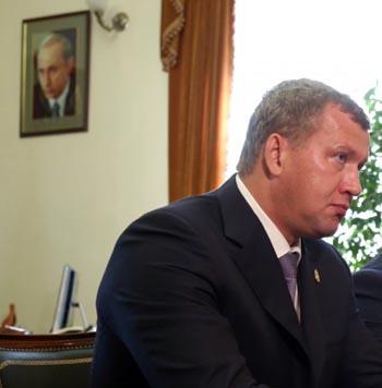 Стала известна биография врио губернатора Астраханской области