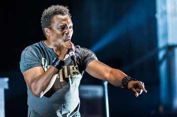 В День города на набережной выступит знаменитый певец Haddaway