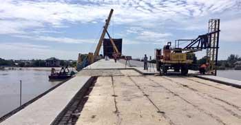Не рано радоваться? Кирикилинский мост в Астрахани обещают открыть 3 ноября