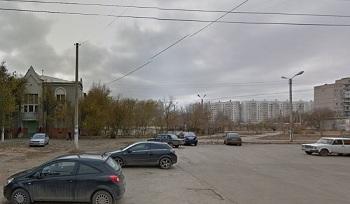 Астраханцев очень беспокоит сквер в Военном городке