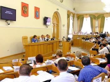 Депутатам думы Астраханской области ввели новый запрет