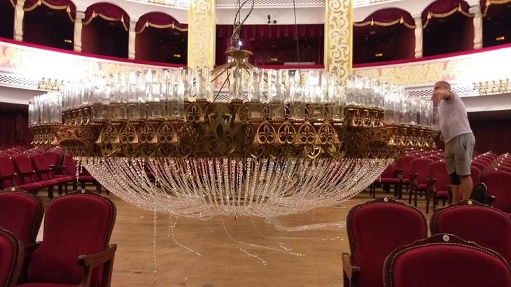 В астраханском театре оперы и балета готовятся к юбилейному сезону
