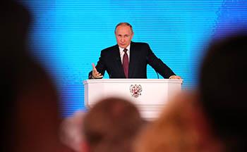Глава государства обозначил фундаментальные задачи. Игорь Мартынов прокомментировал Послание Президента России Федеральному Собранию