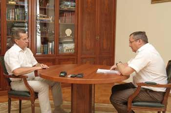 Областная Дума работает продуктивно, профессионально, грамотно - считает губернатор