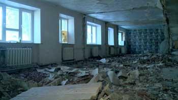 В Астрахани аварийное общежитие решили отремонтировать…