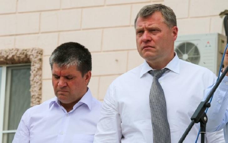 Игорь Бабушкин пожурил главу Харабалинского района