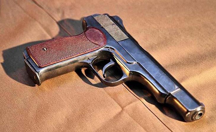 Астраханец наказан за незаконное хранение оружия