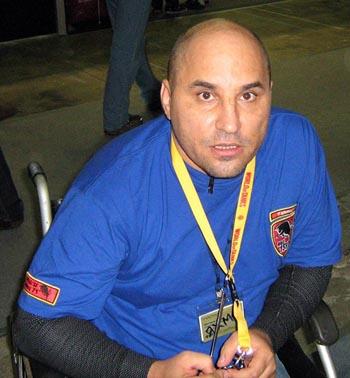Вадим МАТВЕЕВ: «Тяжело сейчас не только инвалидам»