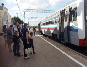 Дежурный по станции Астрахань-1 попался на нарушении закона