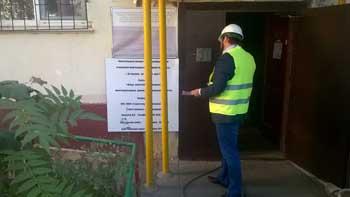 В Астраханских многоэтажках в рамках программы по капремонту заменяют системы электроснабжения