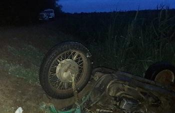 В Астраханской области в авариях с мотоциклами пострадали дети, один человек погиб
