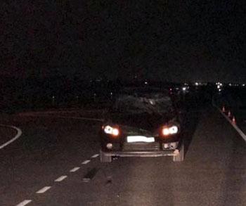 Пешеход погиб в ДТП под Астраханью