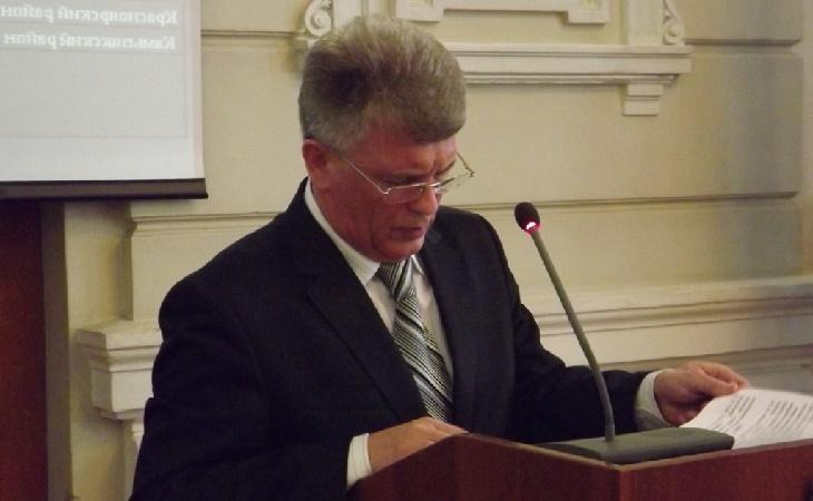 Задержан глава министерства ЖКХ Астраханской области