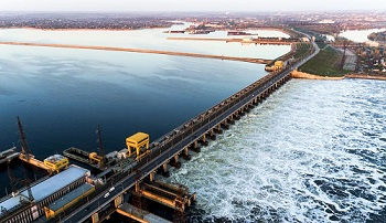 Волгоградский гидроузел увеличил сбросы воды