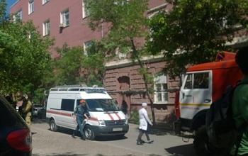 Студент из Кении заварил в астраханском общежитии взрыв