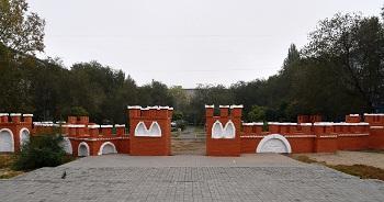 Детская «Крепость» на Савушкина готова к обороне