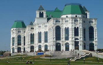 В Астраханском театре оперы и балета не соблюдалась пожарная безопасность