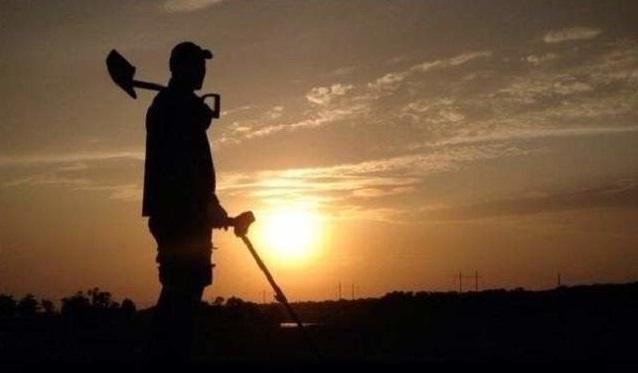 В Астрахани взялись за «чёрных копателей»