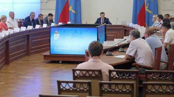Губернатор провел встречу с новыми главами муниципальных образований