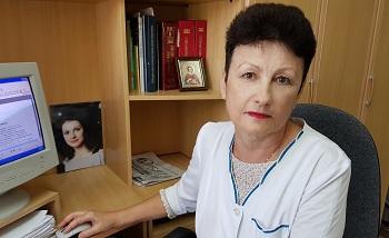 Врач-инфекционист из Знаменска Татьяна Лященко: «Мы здесь ничего не боимся!»