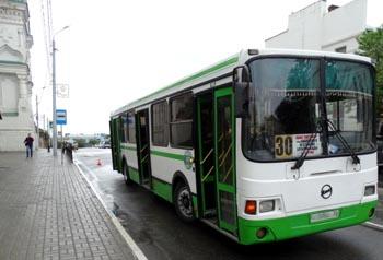 Новые автобусы появятся в Астрахани к 1 сентября