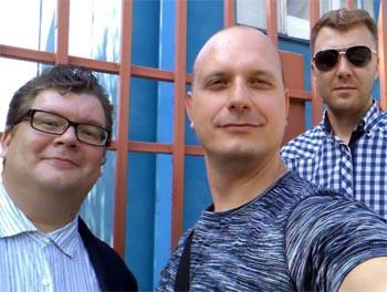 Максим Терский и Глеб Иванов прочли лекции участникам юбилейного «Селиаса»