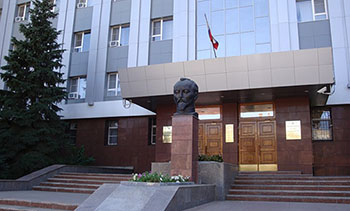 Управление ФСБ России по Астраханской области отмечает 100-летие!