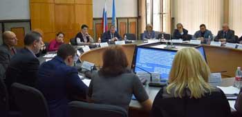 Социальные вопросы вошли в повестку заседания комитета по здравоохранению и социальному развитию