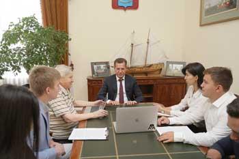 Астраханское молодёжное правительство предлагает развивать рынок труда и систему образования