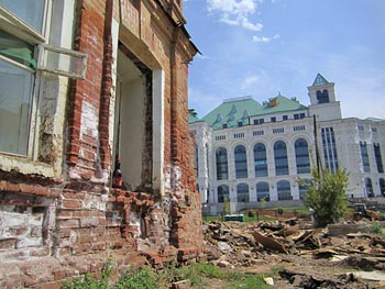 Астрахань вошла в ТОП-3 самых неблагоустроенных городов