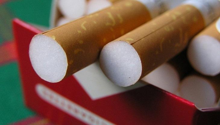 В Астрахани пресечена торговля немаркированными сигаретами
