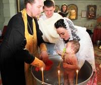 Алёна Губанова стала крёстной мамой