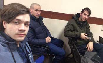 В Астрахани оштрафованы сторонники Навального