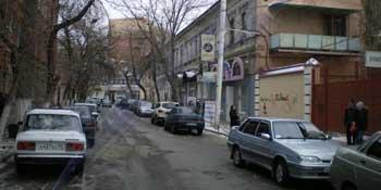 В Астрахани сменили направление движения по улице Тургенева