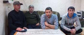 Дагестанские моряки прекратили голодовку в порту Астрахани