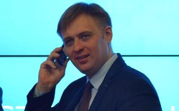 Олег Хотинецкий стал руководителем аппарата мэрии Астрахани