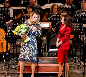 В Астрахани состоялся концерт «С верой навстречу весне» (ФОТО)