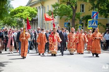 В Астрахани в четверг пройдёт крестный ход. Перекроют дороги