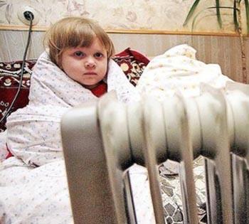 В Ленинском районе Астрахани отключили отопление и горячую воду
