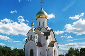 Патриарх Кирилл благословил будущий храм для астраханских моряков